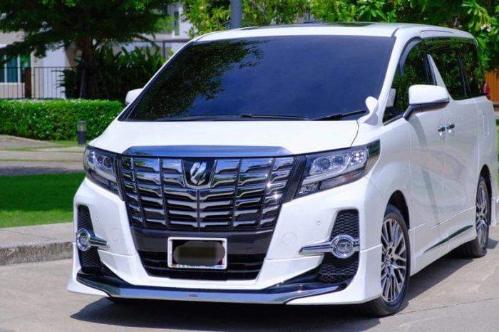 Toyota New Alphard & Vellfire