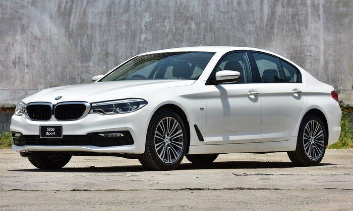 BMW 520d Sport (G30) NEW