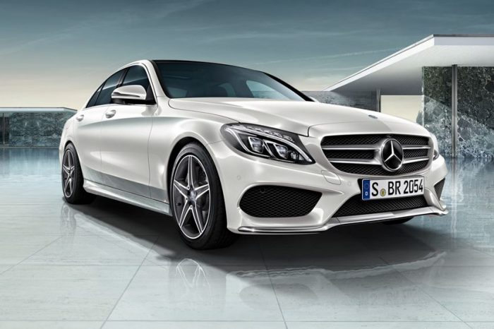 Mercedes-Benz C350e Plug-in Hybrid